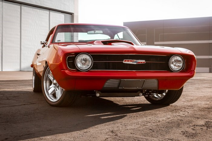 1969 Chevrolet Camaro Project Cars