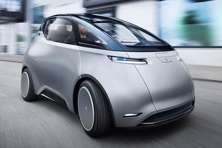 Uniti One electric car / خودروی الکتریکی یونیتی وان