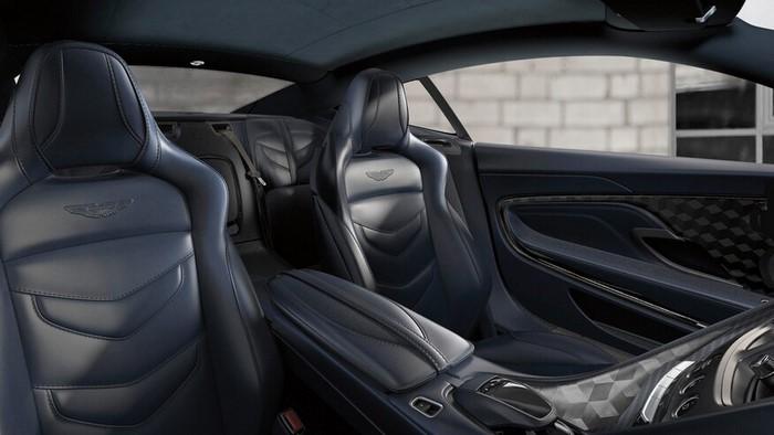 007 Aston Martin DBS Designed by Daniel Craig