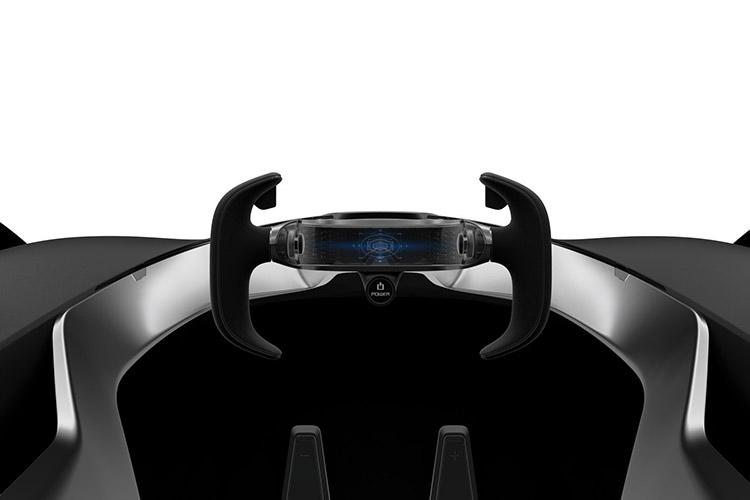 Toyota e-Racer / تویوتا ای-ریسر