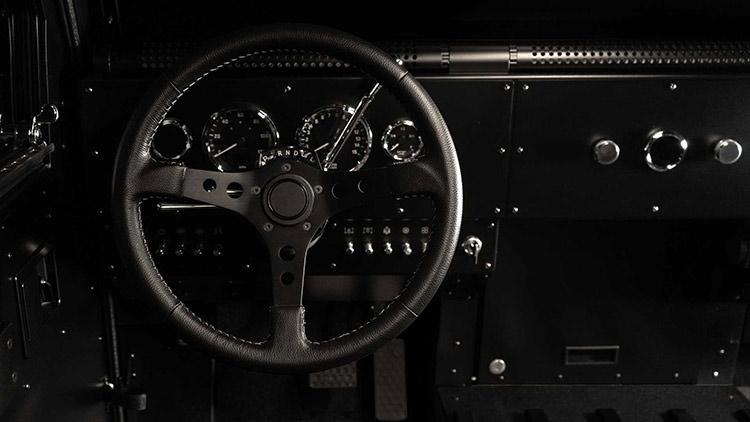 Bollinger Electric / خودروی الکتریکی بالینگر