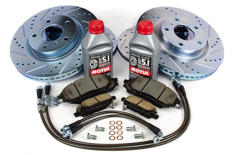 Brembo brake system / سیستم ترمز برمبو