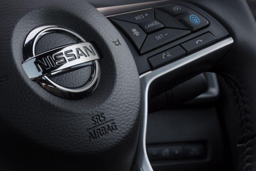 خودروی نیسان قشقایی