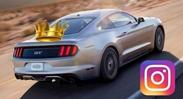 محبوبترین خودروها در اینستاگرام