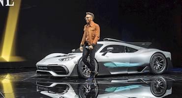 احتمال ساخت نسخه مخصوص Lewis Hamilton از مرسدس AMG One