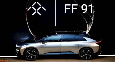 آیا Faraday Future FF91 از تسلا بهتره؟