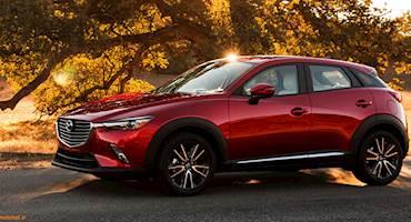 بررسی Mazda CX 3 - سنگین و شیک!