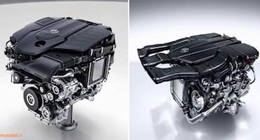 مقایسه موتورهای 6سیلندر وی شکل و موتور های 6سیلندر خطی