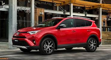 بررسی Toyota RAV4 2017 - ماشین غیر معمولی!