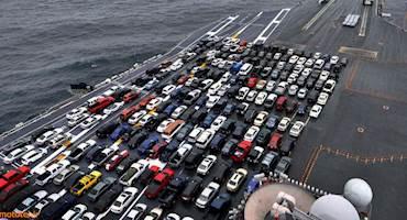 در ماههای پایانی سال حدود ۲۰۰ دستگاه خودرو به کشور وارد شد!