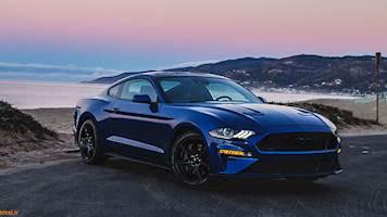 بررسی Ford Mustang GT 2018 - سمبل آمریکایی!