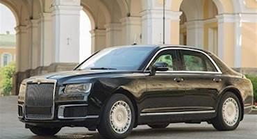 خیز خودروساز روسی آروس برای ورود به بازار آسیا