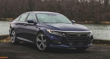 بررسی Honda Accord 2018 - پسر عموی تویوتا کمری!