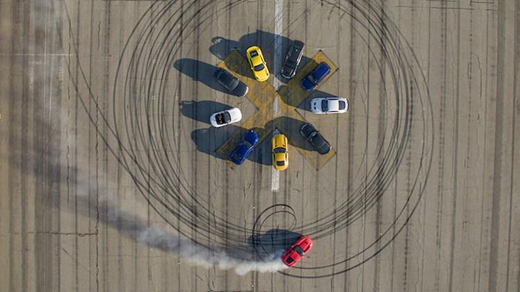 بزرگترین مسابقه درگ جهان قسمت ششم
