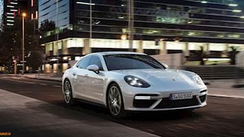 بررسی Porsche Panamera 2018 - قانون جذب!