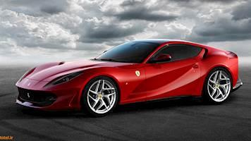 بررسی فراری هشتصد و دوازده فوق سریعه 2018 (Ferrari 812 Superfast) - جانشین شایسته!