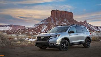 بررسی هوندا پاسپورت 2019 (Honda Passport) - ورزشکار و تنومند!