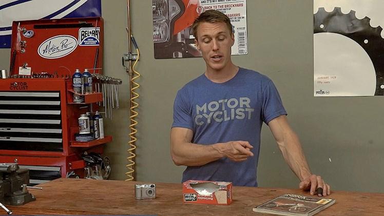 سه نکته برای اینکه تعمیرکار موتورسیکلت بهتری باشیم