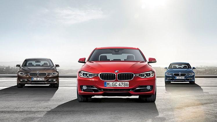 خط تولید BMW 3 Series F30-F31