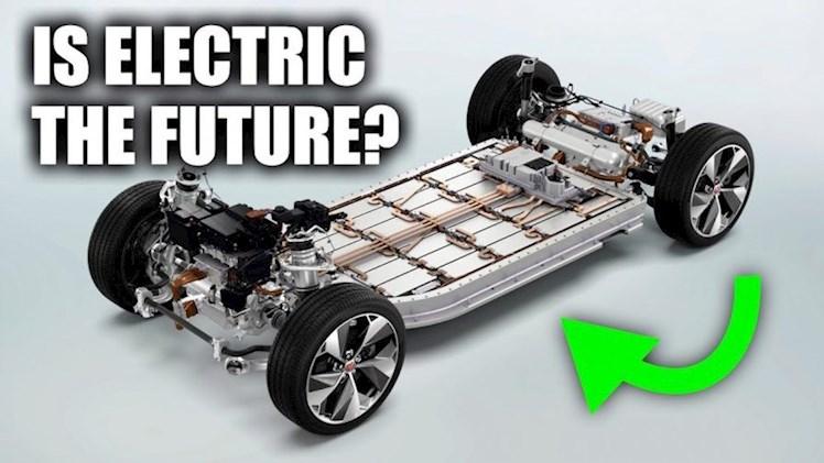 ۵ نشانه برتری خودروهای برقی در آینده نزدیک