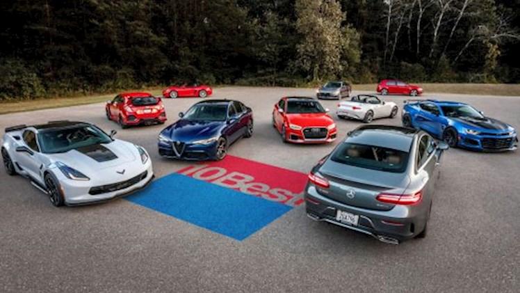 10 خودروی برتر سال 2018 به انتخاب کارانددرایور