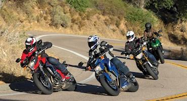 چطور موتورسیکلت ها را با هم مقایسه کنیم؟