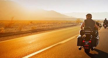 چند راهکار ساده جهت راحت تر راندن موتور سیکلت