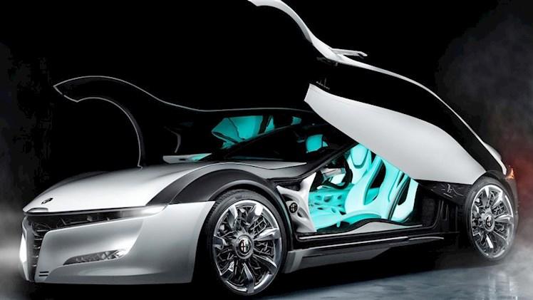 12 خودرویی که دربهای جالبی دارند