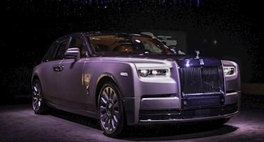 گرانترین خودروهای سال 2017