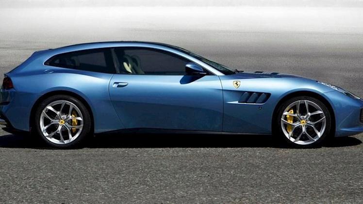 بررسی Ferrari GTC4Lusso 2018 - مثل همیشه شاهکار و استثنایی