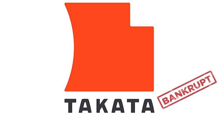 یادی از یک فاجعه، ایربگهای تاکاتا