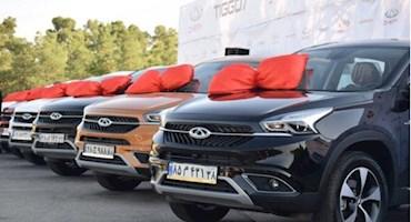 پیش فروش خودروی چری تیگو 7 توسط مدیران خودرو