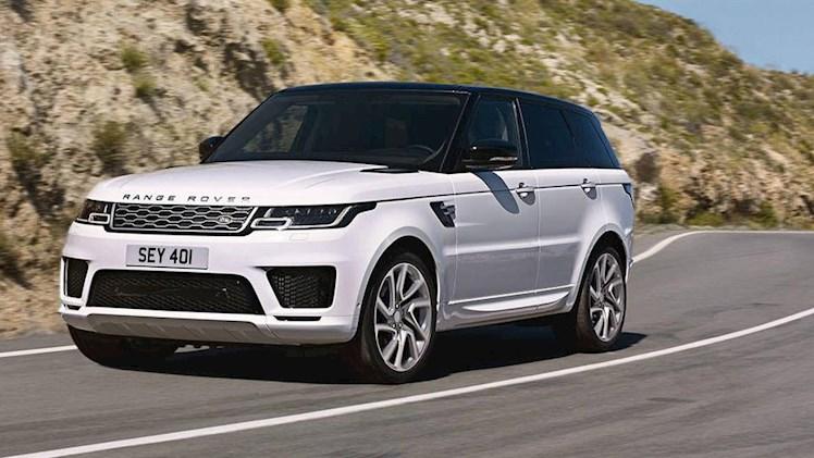 خط تولید کامل رنج روور Range Rover 2018