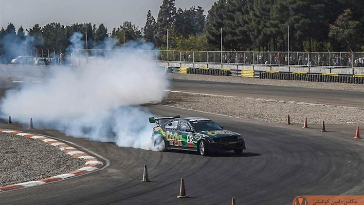 هیولاهای ایران در مرحله دوم مسابقات اتومبیل سرعت کشور + ویدیو اختصاصی موتوتل