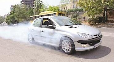 تیک آف کردن چه صدماتی به خودرو میزند ؟