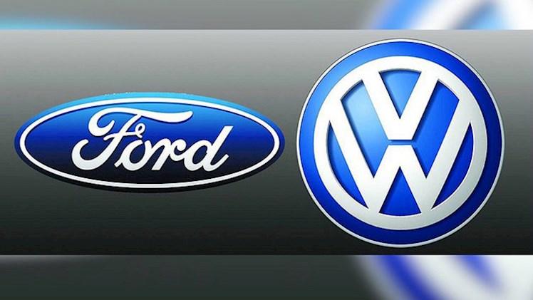 اتحاد فولکس واگن و فورد؛ توسعه خودروی برقی و فناوری خودران