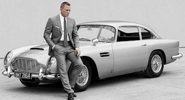 استون مارتین یا بنتلی؛ خودروی جدید جیمز باند چه خواهد بود؟