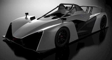 سوپراسپرت رولوشن با پیشرانه V6 فورد، معرفی شد