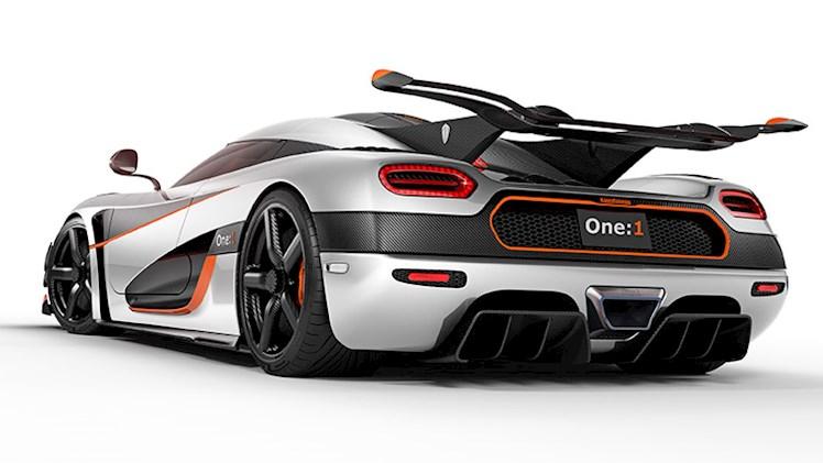 کنیگسگ (Koenigsegg One:1) چگونه ساخته می شود