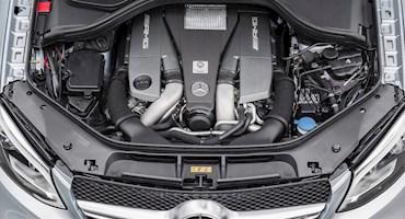 نحوه تولید پیشرانه بنز AMG 63  V8 2018