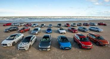 اعلام لیست فینالیستهای رقابت خودروی سال 2019 اروپا