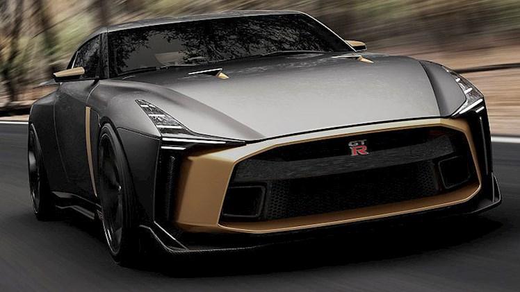 بررسی نیسان GT-R 2018 ,  گودزیلای ژاپنی