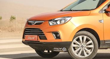 قیمت و شرایط فروش اقساطی جک S5 کرمان موتور توسط لیزینگ مهرآسا