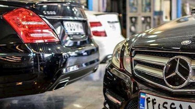 کاهش قیمت خودروهای وارداتی در بازار تهران + جدول