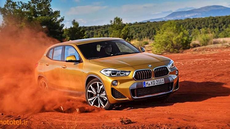 بررسی BMW X2 SUV 2019 - ورزشکار با کیفیت