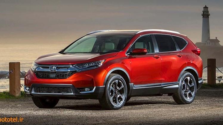 بررسی Honda CR-V SUV 2018 - خرس مهربون!