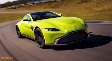 بررسی Aston Martin Vantage 2018  - درنده بریتانیایی با قلب تپنده مرسدس !