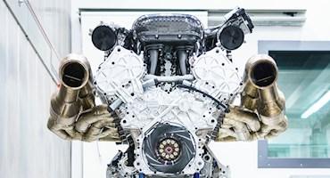 مشخصات پیشرانه استون مارتین والکری اعلام شد؛ V12 با ۱۰۰۰ اسب بخار قدرت