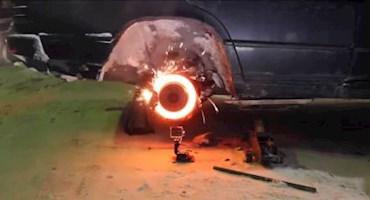 وقتی پدال ترمز و گاز همزمان فشرده شود چه اتفاقی میافتد؟!