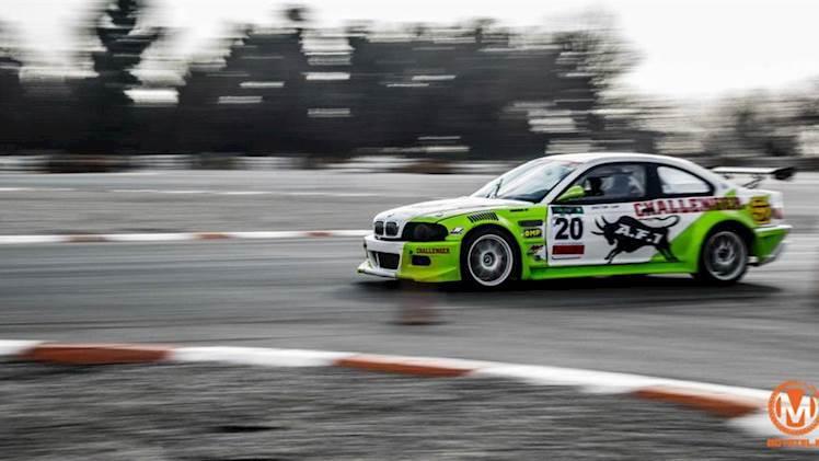 مرحله سوم مسابقات اتومبیل سرعت برگزار شد + عکس